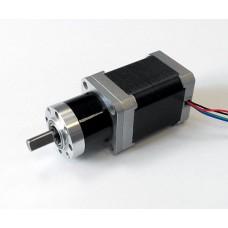 0.68Nm Hajtóműves léptetőmotor 1:14
