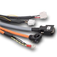 Panasonic LIQI szerelt kábelek