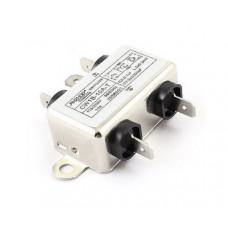 EMI zavarszűrő 10A 230VAC