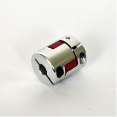 Tengelykapcsoló, körmös (25x30mm)