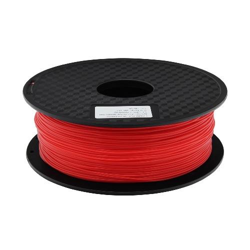 PLA Transzparens Piros filament Anycubic 1.75mm 1kg