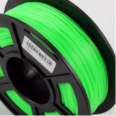 Flexibilis Zöld (TPU) filament 1.75mm 1kg