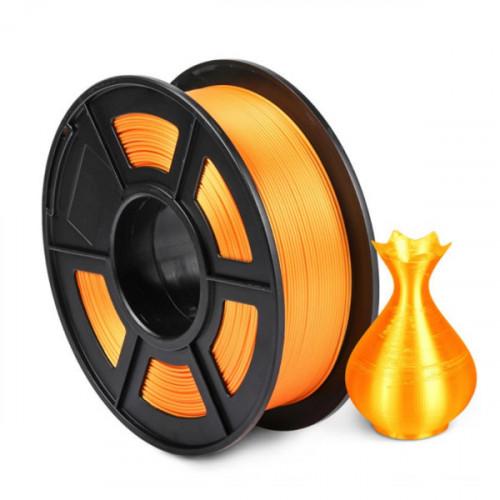 PLA Selyemfényű Bronz filament 1.75mm 1kg