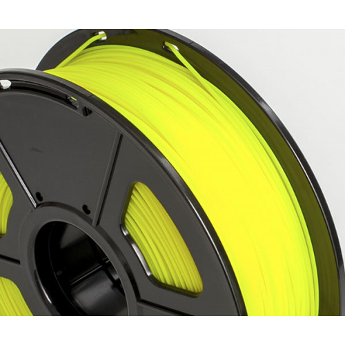 PLA+ Sárga filament Sunlu 1.75mm 1kg