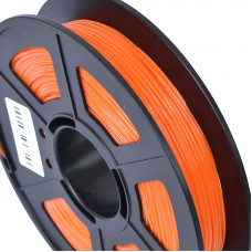 Flexibilis Narancs (TPU) filament 1.75mm 500g