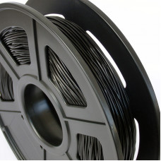 Flexibilis Fekete (TPU) filament 1.75mm 500g