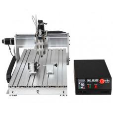 CNC gravírozó/maró gép 4 tengelyes 6040 1.5kW