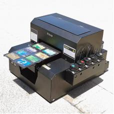 Síkágyas UV nyomtató Focus A4