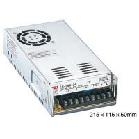 Stabilizált tápegység 230V/24V 350W