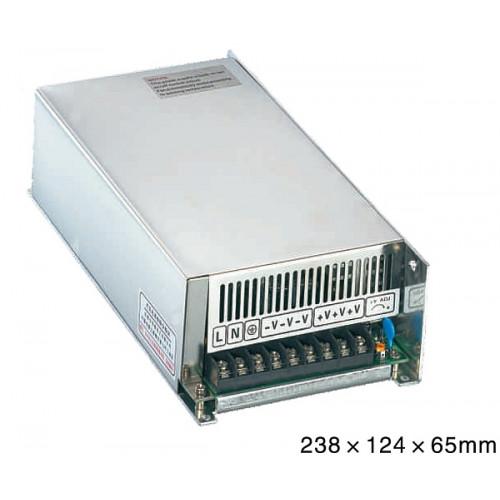 Stabilizált tápegység 230V/60V 600W