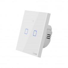 Sonoff T0 EU C2 fali Wi-Fi-s kapcsoló