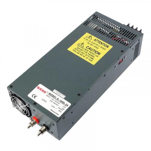 Stabilizált tápegység 230V/60V 1200W